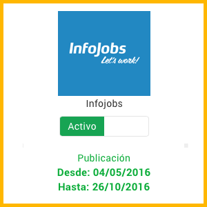 ENCUENTRA A TU CANDIDATO IDEAL - INFOJOBS